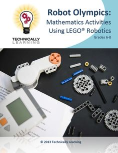 Lego Resources: Math activities using Lego Robotics