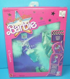 Super Star Fashion - Skating Star (1988) - NRFB. Marthaestomatologa Velasco  Ramos · Barbie toy story 619b86e6012f