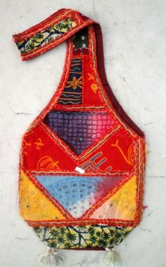 Cotton Canvas Heavy Embroidery Work Handcrafted Hippie Boho Hobo Indian Sling Shoulder Bag by Krishna Mart India, http://www.amazon.com/dp/B005GP5FE0/ref=cm_sw_r_pi_dp_UJMiqb1V9PMWJ