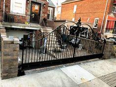 Drive Gates, Wrought Iron Driveway Gates, Privacy Fences, Design, Design Comics