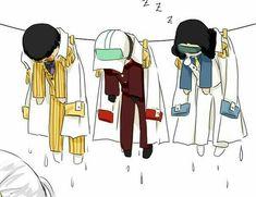 Lol Aokiji is sleepin One Piece Funny, One Piece Ace, One Piece Comic, One Piece Fanart, One Piece Manga, Kaze No Stigma, Zoro, 0ne Piece, Girls Anime