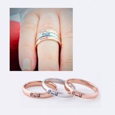 45 Best Dad Rings Images In 2020