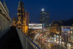 Bildergalerie: Unterwegs auf den Dächern Berlins - Bildergalerien - Mediacenter - Tagesspiegel