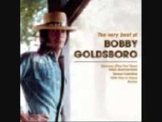 Shop The Very Best of Bobby Goldsboro [CD] at Best Buy. Find low everyday prices and buy online for delivery or in-store pick-up. Names Beginning With G, Bobby Goldsboro, Easy Listening Music, 70s Music, Country Artists, Motown, Kinds Of Music, Word Of God, First Time