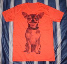 Chihuahua TShirt Chihuahua Shirt Dog TShirt Puppy by panoTshirt, $17.00