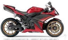 Prototype : Un monobras oscillant avant pour moto sportive