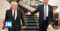 Trump and Johnson in telephone conversation for future trade negotiation