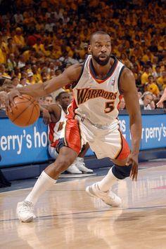 Simply Basketball - Baron Davis with a D-League comeback which team. Basketball Is Life, Basketball Legends, College Basketball, Baron Davis, Nba Europe, Nba Golden State Warriors, Wnba, Sports Photos, Nba Players