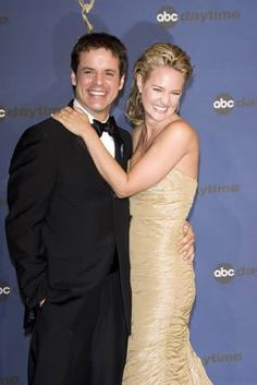 Christian LeBlanc and Sharon Case