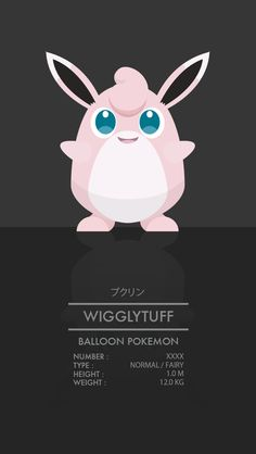 Wigglytuff by WEAPONIX on deviantART