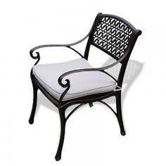 Cast Aluminium Outdoor Furniture | Channel Enterprises
