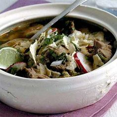 Posole Recipe  PN approved