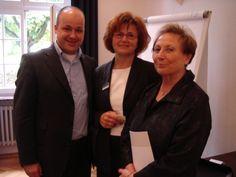 MEETINGplus Gründer Tom Noeding zu Besuch im Team Wetzlar (2005)