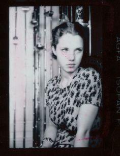 Rare Vintage: Portrait: Elsa Schiaparelli's daughter 1937