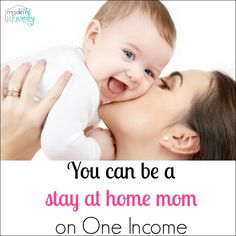Day 19: How to become a stay at home mom on one income – going from two incomes to one