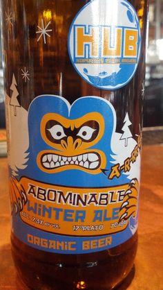 Hopworks Urban Brewery - Abominable Winter Ale