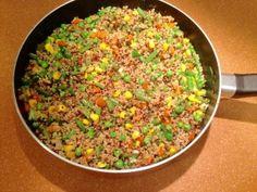 Quinoa Fried 'Rice' | Kouhl Online Magazine