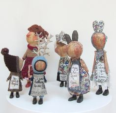 flow gallery: New work by Julie Arkell...could make great Christmas presents!