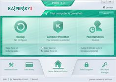 Kaspersky PURE 3.0(2015) Free Download  Kaspersky PURE 3.0 – The Ideal Antivirus Solution for Perceptive Users The latest offering from Kaspersky, the antivirus giant is a comprehensive anti-virus solution called as Kaspersky PURE 3.0, whose goal is towards protecting every single aspect of your online cum offline life.  Read fully : http://mobiappmax.com/2014/11/kaspersky-pure-3-0/