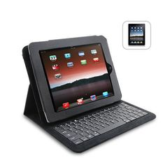 iPad 1/2/New iPad Case with Inbuilt Keyboard  Price: $59.99