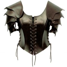 Female Medieval Warrior Armor found on Polyvore