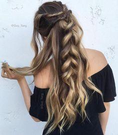 Resultado de imagen para braids long hairstyles