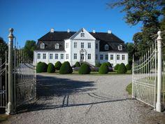 Lundsgård gods sydøst for Kerteminde