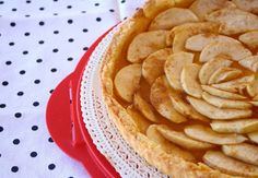 Cumino e Cardamomo: Crostata di mele