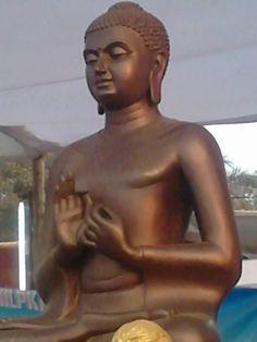 4 Buddha, Statue, Sculpture