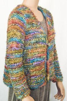 Prism Yarn--Laura Bryant--Bubblicious Jacket