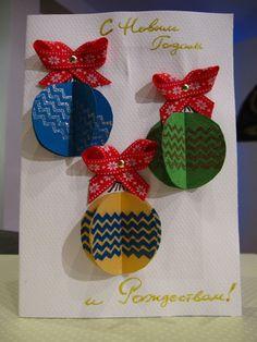 Handmade xmas cards