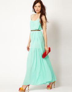 Calvin Klein Maxi dress, love!