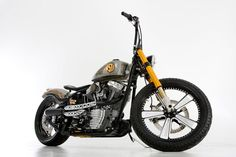 Stocker Softail - Blog - Motorcycle Parts and Riding Gear - Roland Sands Design
