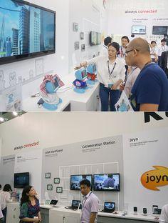 olleh 스마트 블로그 :: [MAE 2013 #1] Mobile Asia Expo 2013 개막! 전시회 현장 리뷰