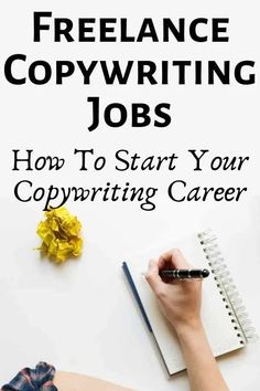 Want a freelance copywriting job offering creative copywriting services? It's time to do a copywriting course and launch your freelance copywriting career. Blog Writing, Writing Tips, Writing Portfolio, Marketing Approach, Content Marketing, Sales Letter, Freelance Writing Jobs, Business Tips, Successful Business