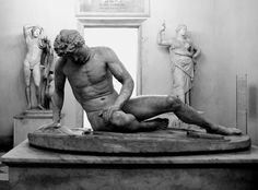 The Dying Gaul. So beautiful, so sad.