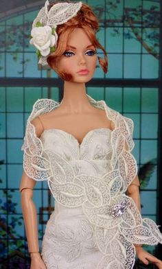 Vestidos de novia que vas a querer arrebatarle a Barbie