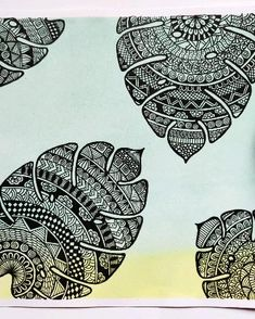 Easy Mandala Drawing, Mandala Doodle, Mandala Art Lesson, Doodle Art Drawing, Mandala Artwork, Zentangle Drawings, Zentangle Art Ideas, Mandala Sketch, Watercolor Mandala