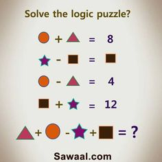 155+ Solved Logic Or Logical Puzzles Questions With Answers Rebus Puzzles, Logic Puzzles, Word Puzzles, Picture Puzzles, Math Riddles With Answers, Brain Teasers With Answers, Puzzles And Answers, Mental Maths Worksheets, Fun Worksheets