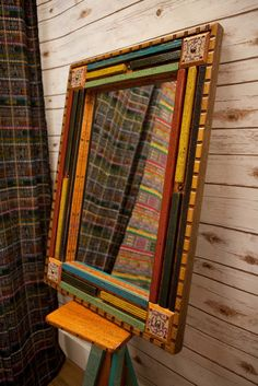 Recycled Wood Basura Stick Bookshelf By David Marsh | Furniture, Home  Decorative Accents | David Marsh | Pinterest | Decorative Accents, Paint  Furniture And ...
