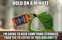 Another Obummer speech? Yeah... pass the bottle. Or turn the damn channel!