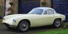 1962 Lotus Elite 1½-Litre Coupé Chassis no. EB2181718