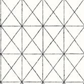 "Found it at Wayfair.ca - Intersection 33' x 20.5"" Geometric Wallpaper"