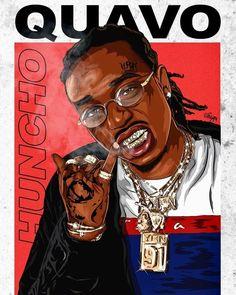 Migos Wallpaper, Tupac Wallpaper, Rap Wallpaper, Trippy Wallpaper, Dope Cartoons, Dope Cartoon Art, Famous Cartoons, Savage Wallpapers, Dope Wallpapers