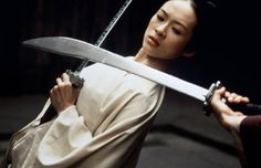 zhang ziyi crouching tiger hidden dragon - Google Search