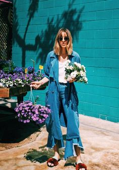 See 22 beautiful spring street style outfit ideas to copy from your favourite fashion gurus—along with the key shopping to match.