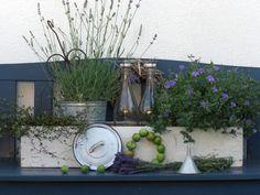 Spätsommer - Deko - Wohnen und Garten Foto