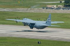 https://flic.kr/p/oRoeR8 | C-130J Super Hercules | The 61st Airlift Squadron at Little Rock Air Force Base, Arkansas, received another Lockheed Martin C-130J Super Hercules airlifter on Aug. 21, 2014. The 61st, which has operated C-130s since 1956, is part of Air Mobility Command's 19th Airlift Wing.