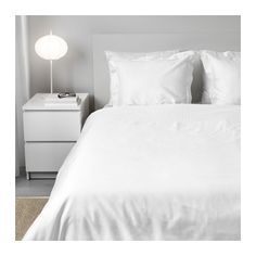 PRAKTVIVA Duvet cover and pillowcase(s) IKEA