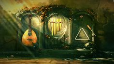 Digital Art   gameraddictions: artwork Silence: The Whispered...